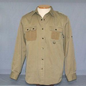 Ralph Lauren Safari Outfitters Shirt Size Large